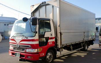 4トンウイング車