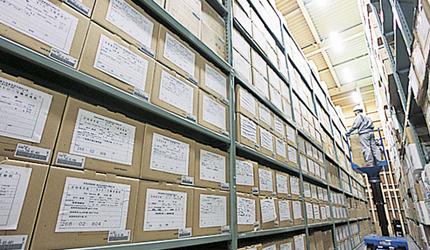 溶解処理による機密文書リサイクル